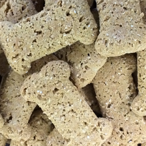 Oven-baked Dog Treats