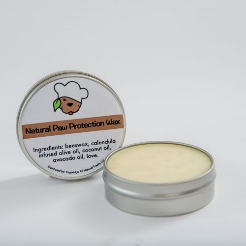 Dog soap and Paw wax